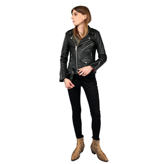 giacca di pelle donna - Commando Blk Nick - STRAIGHT TO HELL, STRAIGHT TO HELL