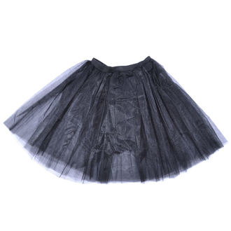 Gonna Da donna Poizen Industries - COR MIDI TUTU - NERO, POIZEN INDUSTRIES