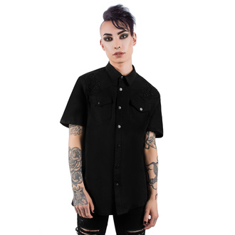 Camicia da uomo KILLSTAR - Crossed Out, KILLSTAR