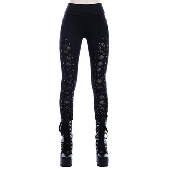Pantaloni da donna (leggings) KILLSTAR - Crystal Crypt, KILLSTAR
