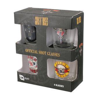 Bicchierini (set) Guns N' Roses - GB posters, GB posters, Guns N' Roses