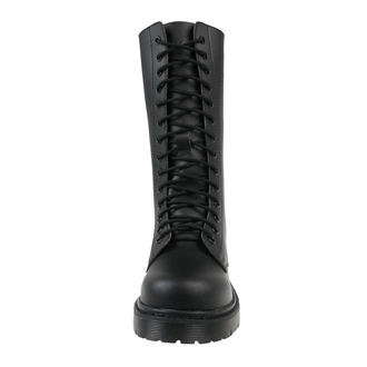 stivali in pelle unisex - Black - ALTERCORE, ALTERCORE