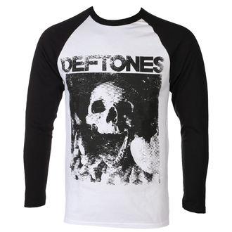 t-shirt metal uomo Deftones - SKULL - PLASTIC HEAD, PLASTIC HEAD, Deftones