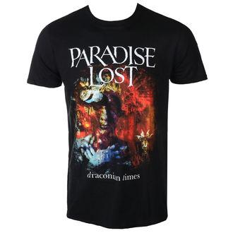 t-shirt metal uomo Paradise Lost - DRACONIAN TIMES - PLASTIC HEAD, PLASTIC HEAD, Paradise Lost