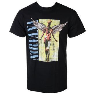 t-shirt metal uomo Nirvana - IN UTERO - PLASTIC HEAD, PLASTIC HEAD, Nirvana