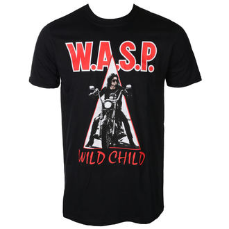 t-shirt metal uomo W.A.S.P. - WILD CHILD - PLASTIC HEAD, PLASTIC HEAD, W.A.S.P.