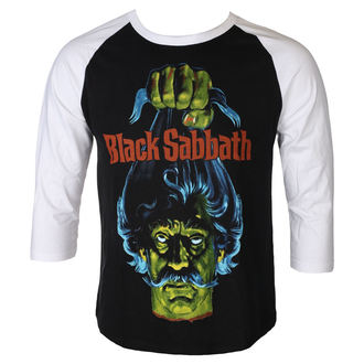 t-shirt metal uomo Black Sabbath - HEAD - PLASTIC HEAD, PLASTIC HEAD, Black Sabbath
