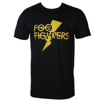 t-shirt metal uomo Foo Fighters - LIGHTNING STRIKE - PLASTIC HEAD, PLASTIC HEAD, Foo Fighters