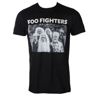 t-shirt metal uomo Foo Fighters - OLD BAND - PLASTIC HEAD, PLASTIC HEAD, Foo Fighters