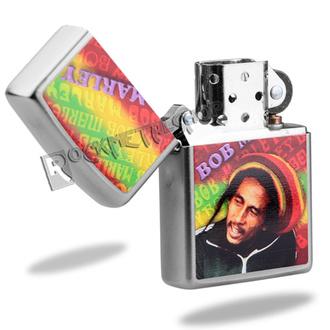 Accendino ZIPPO - BOB MARLEY - NO. 1, ZIPPO, Bob Marley