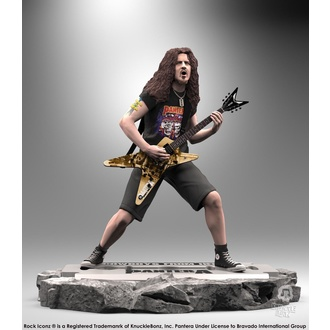 Statuetta Pantera - Rock Iconz Statue - Dimebag Darrell, KNUCKLEBONZ, Pantera