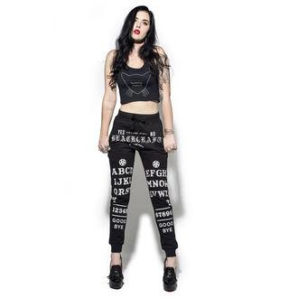 pantaloni (pantaloni della tuta) BLACK CRAFT - Ouija, BLACK CRAFT