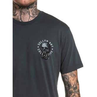 Maglietta da uomo SULLEN - PRUDENTE - ANNATA NERO, SULLEN