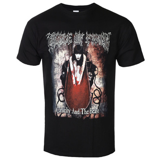 t-shirt metal uomo Cradle of Filth - CRUELTY AND THE BEAST - PLASTIC HEAD, PLASTIC HEAD, Cradle of Filth