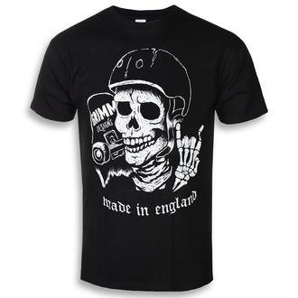 t-shirt hardcore uomo - SKATE / DIE - GRIMM DESIGNS, GRIMM DESIGNS