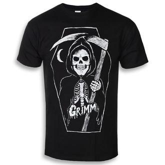 t-shirt hardcore uomo - GRIMM REAPER - GRIMM DESIGNS, GRIMM DESIGNS