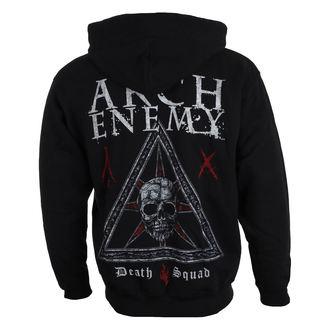 felpa con capuccio uomo Arch Enemy - Death squad - NUCLEAR BLAST, NUCLEAR BLAST, Arch Enemy