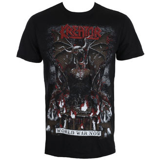t-shirt metal uomo Kreator - World war now - NUCLEAR BLAST, NUCLEAR BLAST, Kreator