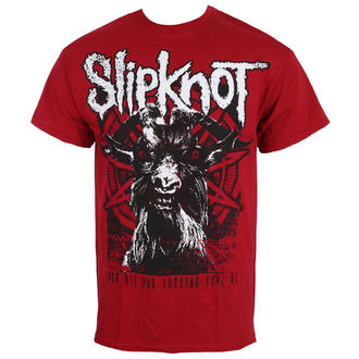 t-shirt metal uomo Slipknot - Goat thresh - NUCLEAR BLAST, NUCLEAR BLAST, Slipknot