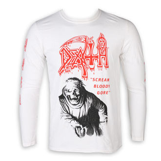 t-shirt metal uomo Death - SCREAM BLOODY GORE - PLASTIC HEAD, PLASTIC HEAD, Death