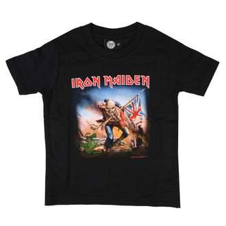 t-shirt metal uomo Iron Maiden - Trooper - Metal-Kids, Metal-Kids, Iron Maiden
