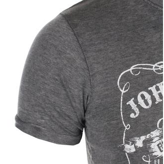 t-shirt metal uomo Johnny Cash - The Man In Black - ROCK OFF, ROCK OFF, Johnny Cash
