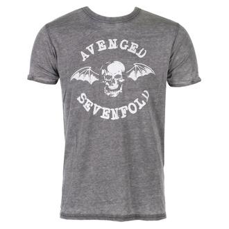 Metallo Maglietta uomo Avenged settuplo - Pipistrello della morte - ROCCIA OFF, ROCK OFF, Avenged Sevenfold
