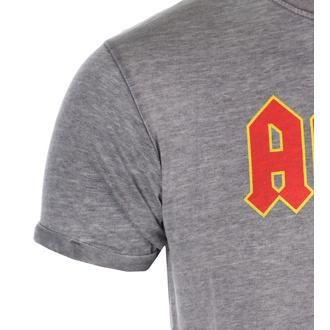 t-shirt metal uomo AC-DC - Logo - ROCK OFF, ROCK OFF, AC-DC