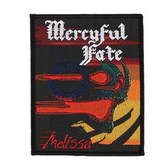 toppa Mercyful Fate - Melissa - RAZAMATAZ, RAZAMATAZ, Mercyful Fate