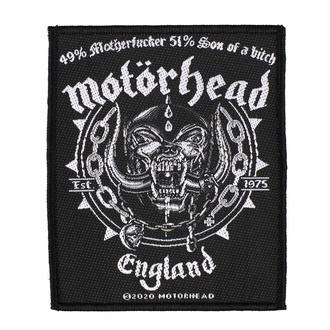 toppa Motörhead - Ball & Chain - RAZAMATAZ, RAZAMATAZ, Motörhead