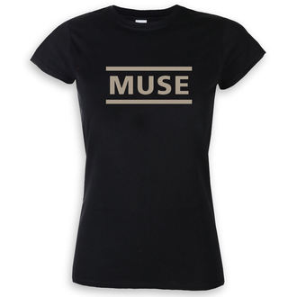 t-shirt metal donna Muse - Logo - NNM, NNM, Muse