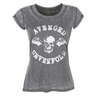 Metallo Maglietta da donna Avenged settuplo - Pipistrello della morte - ROCCIA OFF, ROCK OFF, Avenged Sevenfold