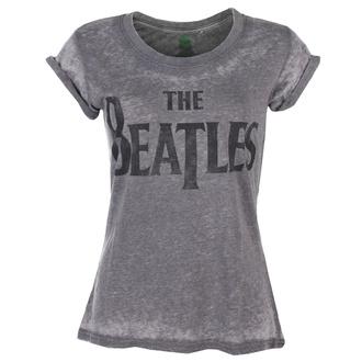 t-shirt metal donna Beatles - Drop - ROCK OFF, ROCK OFF, Beatles