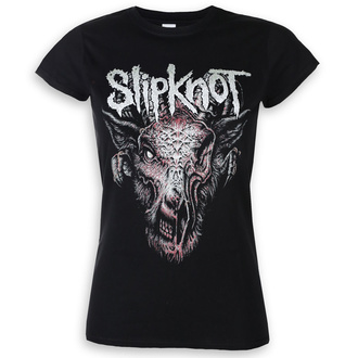 t-shirt metal donna Slipknot - Infected Goat - ROCK OFF, ROCK OFF, Slipknot