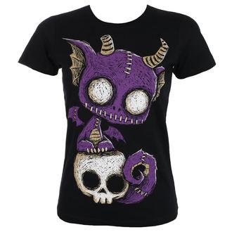 t-shirt hardcore donna - Immortal Companion - Akumu Ink, Akumu Ink