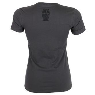 t-shirt hardcore donna - Ripped Apart - Akumu Ink, Akumu Ink