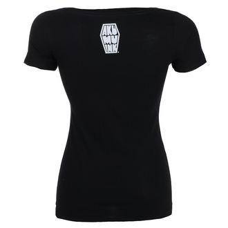 t-shirt hardcore donna - Eternal Ride Scoop - Akumu Ink, Akumu Ink