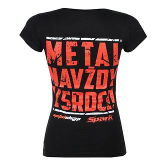 Maglietta da donna Metalshop x Spark, METALSHOP