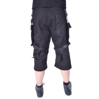 Pantaloncini da uomo Chemical Black - DANGER - NERO, CHEMICAL BLACK