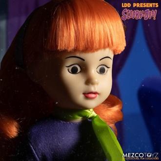 Statuina (bambola) Scooby-Doo & Mystery - Living Dead Dolls - Daphne, LIVING DEAD DOLLS, Scooby-Doo & Mystery