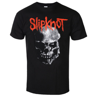 Maglietta da uomo Slipknot - Gray Chapter Skull - BL - ROCK OFF, ROCK OFF, Slipknot