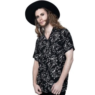 Camicia da uomo KILLSTAR - Dark Iceland, KILLSTAR