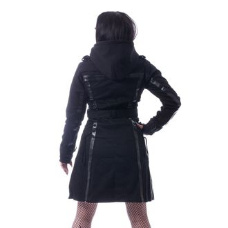 Cappotto CHEMICAL BLACK - DARK SILENCE - NERO, CHEMICAL BLACK