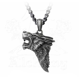 Collana ALCHEMY GOTHIC - Dark Wolf, ALCHEMY GOTHIC