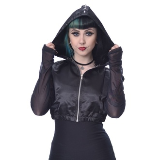 Giacca da donna CHEMICAL BLACK - DATA - NERO, CHEMICAL BLACK