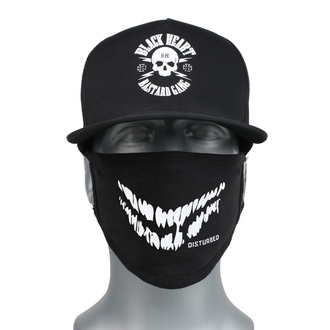 Maschera DISTURBED - SMILE - RAZAMATAZ, RAZAMATAZ, Disturbed