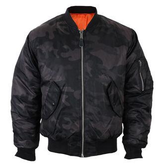 giacca invernale - MA1 camo - BRANDIT, BRANDIT