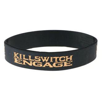 Braccialetto in gomma Killswitch Engage - ROCK OFF, ROCK OFF, Killswitch Engage