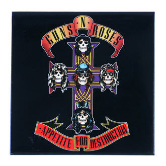magnete Guns N' Roses - ROCK OFF, ROCK OFF, Guns N' Roses