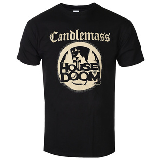 t-shirt metal uomo Candlemass - House Of Doom - NAPALM RECORDS, NAPALM RECORDS, Candlemass
